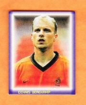Holland Dennis Bergkamp Arsenal (P)